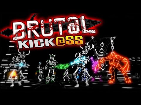Brut@l Gameplay - Live Stream (Modern ASCII Rogue Like Dungeon Crawler) Let's Play Brutal Gameplay
