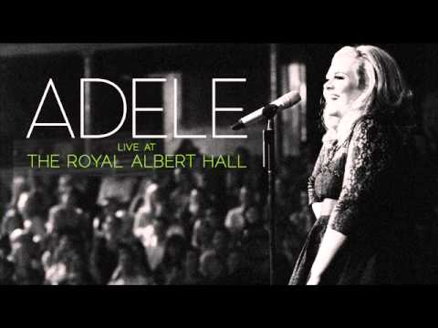 """Adele - Set Fire to the Rain """" Live At The Royal Albert Hall """" (Audio)"""