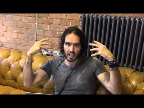 SCOTTISH - Russell Brand The Trews (E147). Reaction to David Cameron's stark message to the people of Scotland that they would face a