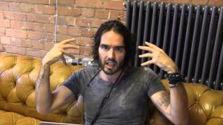 Why Cameron's Scared Of Scottish Divorce: Russell Brand