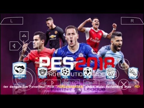 Cara Download Game PES 2018 Jogress V3 Timnas U19 Bahasa Indonesia PPSSPP Android