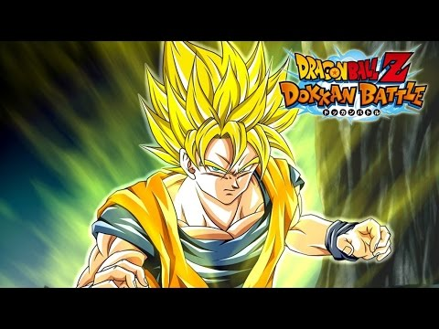 dragon ball z dokkan battle - gameplay