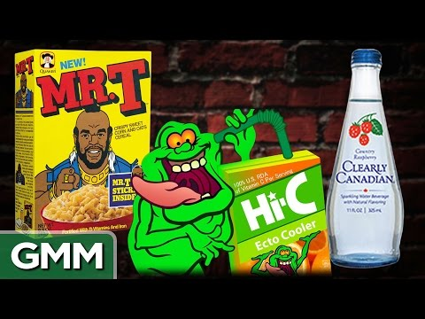 6 • E96___  _    6 Snacks That Should Be Brought Back