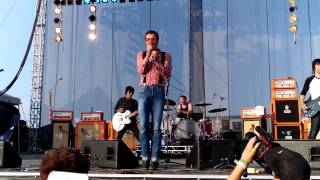 Eagles Of Death Metal Complexity at Riot Fest Denver 2015