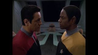 Star Trek Voyager Season 5 Night.