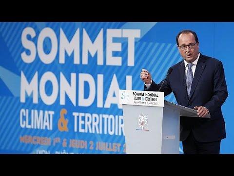Γαλλία: Η τοπική αυτοδιοίκηση στην πρώτη γραμμή κατά τη κλιματικής αλλαγής