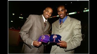 NBA Vault: Every 1st Round Pick Announced During 1998 NBA Draft by NBA