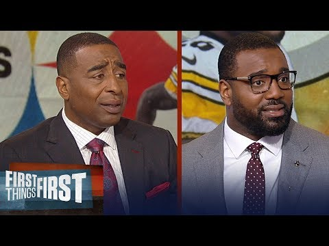 Chris Canty reacts to the Steelers teammates criticizing Le'Veon Bell   NFL   FIRST THINGS FIRST