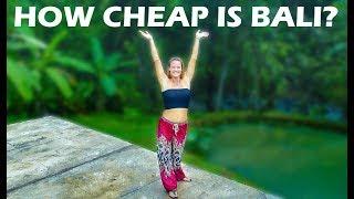 How Cheap is Bali? Sailing Vlog 124