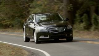 2011 Buick Regal - Test Drive