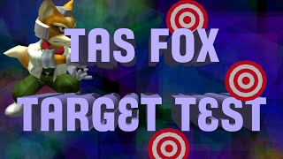 TAS Fox does every Target Test stage