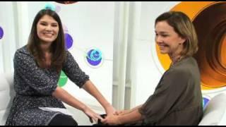 Julia Lemmertz recebeu sua filha Luiza Lemmertz no estúdio do Revista do Cinema Brasileiro. Numa homenagem ao dia das mães, filha entrevistou mãe numa ...