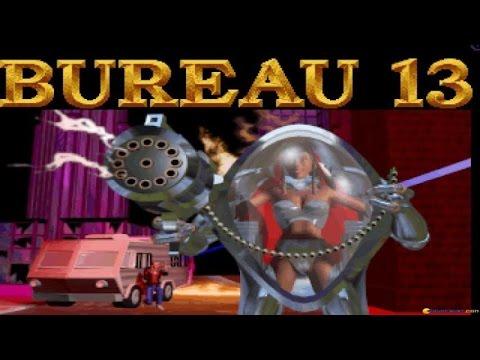 Bureau 13 jeu pc images vid os astuces et avis for Bureau 13 gameplay