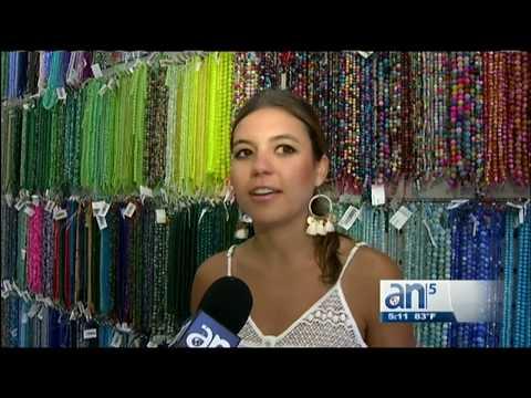 Vandalizan y roban negocios en el Downtown de Miami - América TeVé
