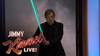 Video Star Wars Fan Adam Scott Surprised by His Idol Mark Hamill MP3, 3GP, MP4, WEBM, AVI, FLV Desember 2017