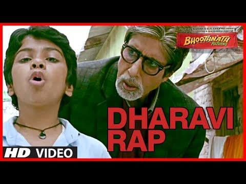 Dharavi Rap l Bhoothnath Returns l Amitabh Bachchan l Releasing 11th April