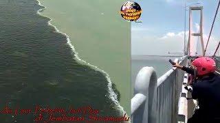 Video Fenomena Air Laut Terbelah Jadi Dua di Jembatan Suramadu Terekam Kamera.! Pertanda Apa ini.?? MP3, 3GP, MP4, WEBM, AVI, FLV Maret 2019
