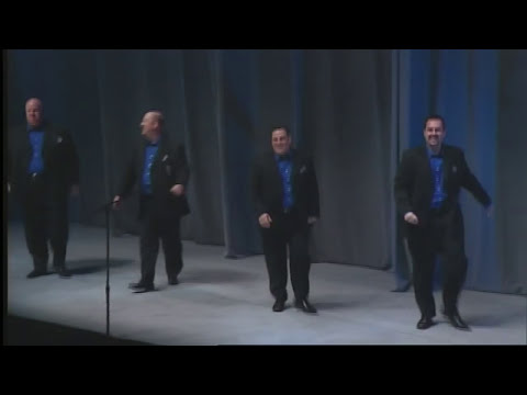 quartet - Ladies and Gentlemen, The Barbershop Harmony Society is proud to present your 2009 International Quartet Champions....representing the Central States Distric...