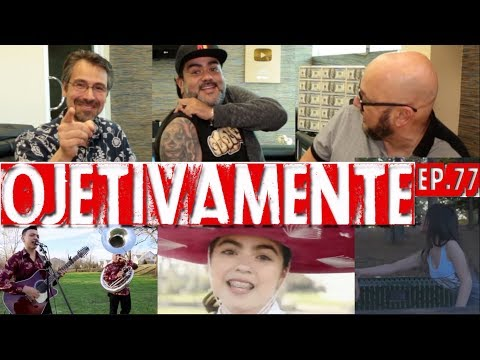 TRAJIMOS A UN EXPERTO PARA VER SUS VIDEOS Ft Fernando Cavazos - Ojetivamente Ep.77 - Thumbnail