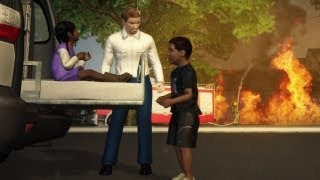 Nonton Ten-year-old boy saves sister from house fire Film Subtitle Indonesia Streaming Movie Download
