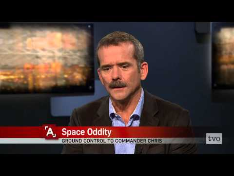 Talk Show - Chris Hadfield