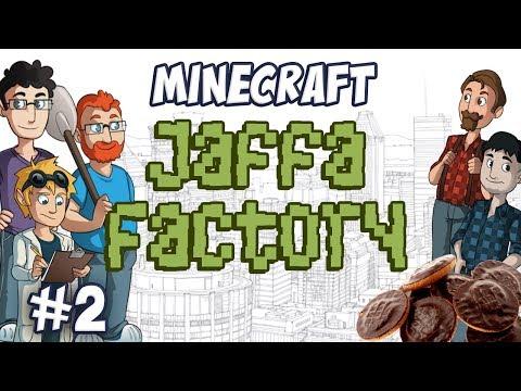 Jaffa Factory 2 - Raining Ladders (Tekkit) Video