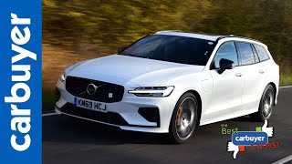 Volvo V60 Polestar Engineered: best and worst - Carbuyer by Carbuyer