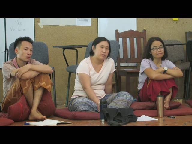 English for Engaged Social Service 2016, (Mindful Workshop)