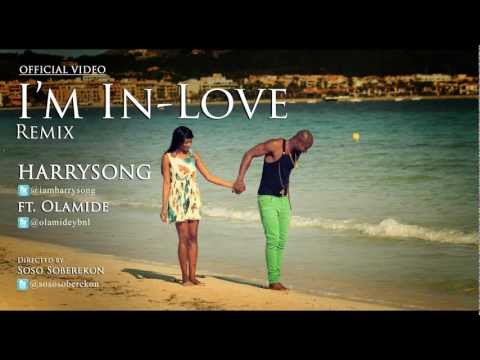 0 VIDEO: Harrysong   Im In Love [Remix] ft OlamideOlamide Im In Love [Remix] Harrysong