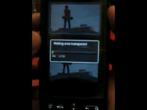 Video of ChromaKey Photo Edit