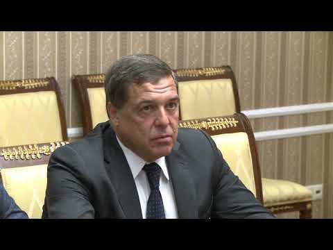 Președintele Moldovei a avut o întrevedere cu vice-preşedintele Academiei de Televiziune din Rusia