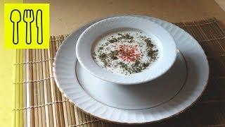 soğuk çorba tarifi