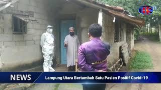 Lampung Utara Bertambah Satu Pasien Covid-19 (HARIANSIBER TV)