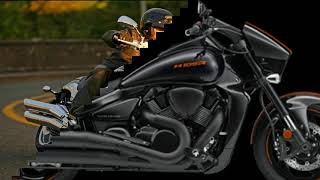 10. NICE ONE !!!2018 Suzuki Boulevard M90 Design and Update