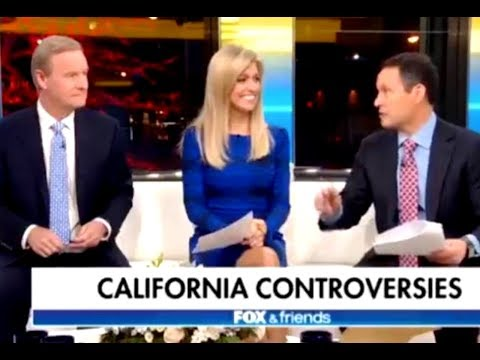 Fox And Friends Worried About Stoned Aliens In California