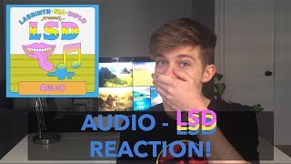 Video [REACTION] AUDIO   LSD (Labrinth, Sia, Diplo) MP3, 3GP, MP4, WEBM, AVI, FLV Mei 2018