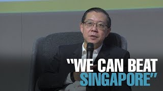"""NEWS: """"Malaysia can be identified with quality"""" – Guan Eng"""
