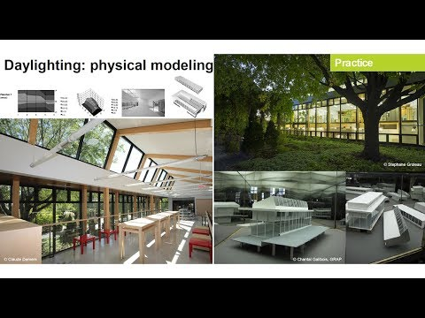 """Daylighting and the senses: tactile design processes fostering biophilia"" by Claude Demers"