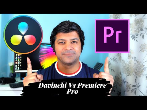 Davinci Resolve 16 vs Adobe Premiere Pro ? Which is The Better Video Editor? | Urdu Hindi Sami Khan