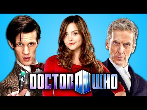 minutes - DOCTOR WHO SPOILERS - BE WARNED! Dr. Who Bloopers: http://goo.gl/GZ960U Watch 47 Years of Doctor Who: http://goo.gl/MJw9AK NEW Vids Sun, Thur & Sat! Subscribe: http://bit.ly/TheFineBros Watch...
