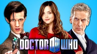 Dr. Who Bloopers: http://goo.gl/GZ960U NEW Videos Every Week! Subscribe: http://goo.gl/nxzGJv Spoilers Playlist:...