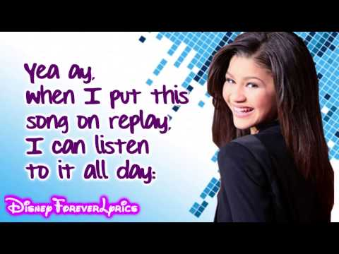 replay - Made in Sony vegas pro 9.0. Love the song hop you like it the rest of her album is Coming out this Fall ! Zendaya - Replay (Lyrics Video)