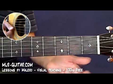 how to play angie on guitar chords