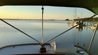 We live on a boat and cruise when we can and we do not have a trust fund. We fund the lifestyle ourselves by working multiple...