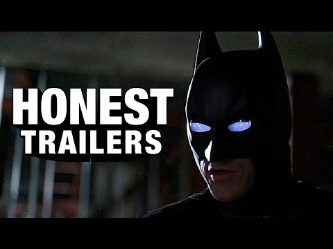 An honest movie trailer about The Dark Knight