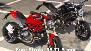 6. Ducati Monster 1100 Info