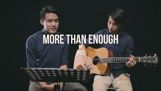 Guitar Tutorial: More Than Enough by JPCC