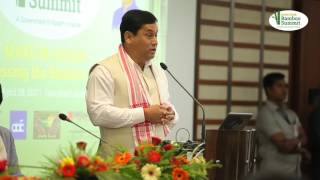 Assam CM assures all kind of assistance to investors at Green Gold Bamboo Summit