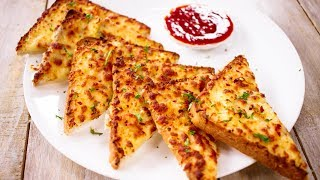 Chilli Cheese Toast Recipe - 5 Min Snack Recipe - CookingShooking