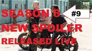 The Walking Dead Season 8 - SPOILER CHAT LIVE - NEW UPDATES!!! The most current information of who has been spotted. Father G is in trouble! Has Rosita started filming. Could Negan have been injured? Carol and Daryl are reunited! Join kilzhot and the 999 Army as we discussed this week's spoilers!!!